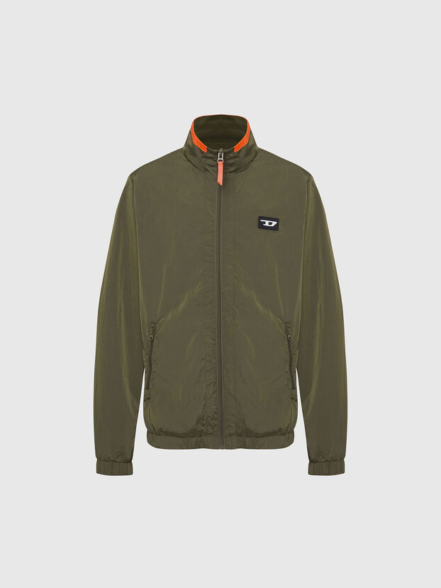 UMLT-ROULAY-WZ, Olive Green - Jackets