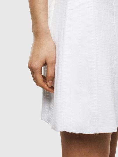 Diesel - D-AZURILE, White - Dresses - Image 3