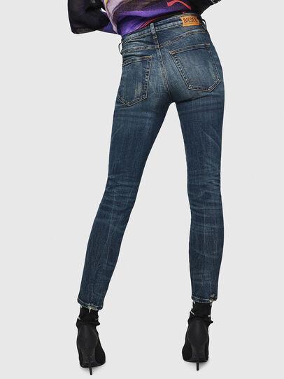 Diesel - Babhila 069GC, Dark Blue - Jeans - Image 2