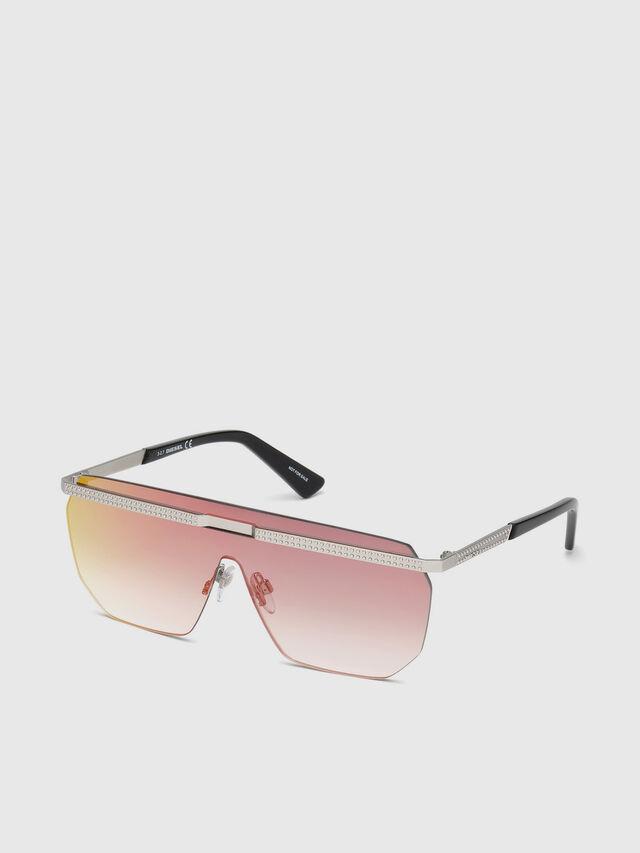 Diesel - DL0259, Pink - Sunglasses - Image 2