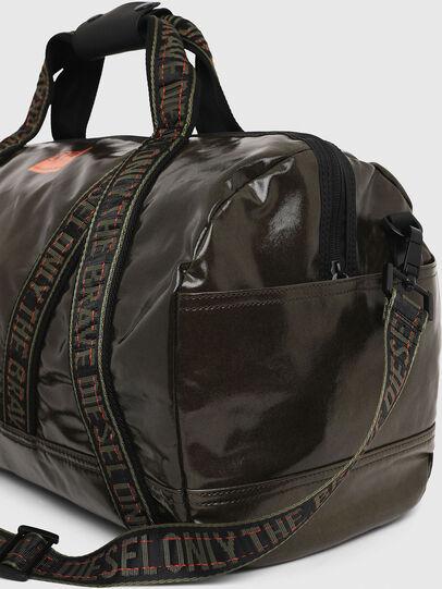 Diesel - ARMDUFFLE, Olive Green - Travel Bags - Image 5