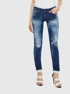 Gracey JoggJeans 0099S, Dark Blue - Jeans