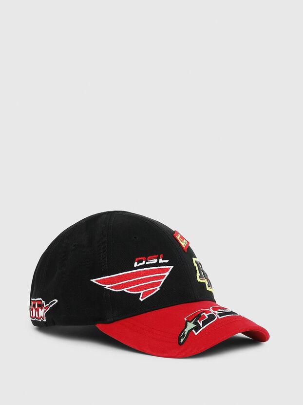 ASTARS-CAP, Black/Red - Caps