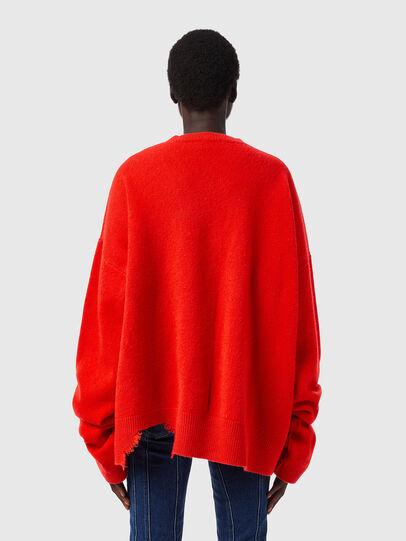 Diesel - M-LOUISIANA, Orange - Knitwear - Image 2