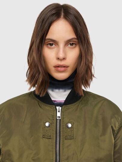 Diesel - W-SWING, Military Green - Winter Jackets - Image 4