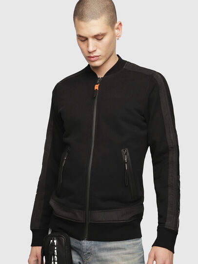 Diesel - S-ISAO-SW,  - Jackets - Image 1