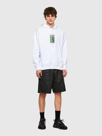 Diesel - S-UMMER-E1, White - Sweaters - Image 4
