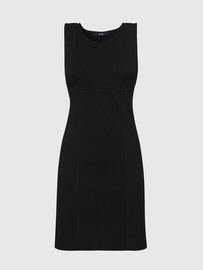Diesel - D-KLAREN, Black - Dresses - Image 1