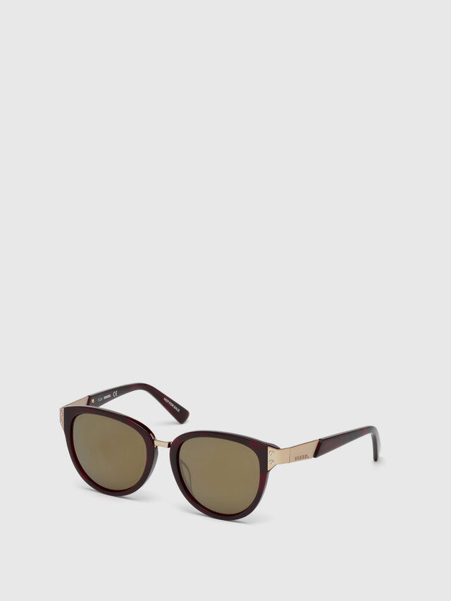 Diesel - DL0234, Brown - Eyewear - Image 4