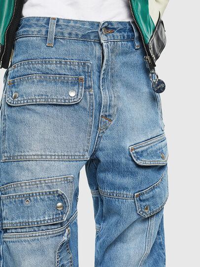 Diesel - DE-MIRY, Blue Jeans - Pants - Image 6