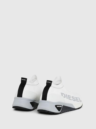 Diesel - S-KB ATHL SOCK II, White - Sneakers - Image 3