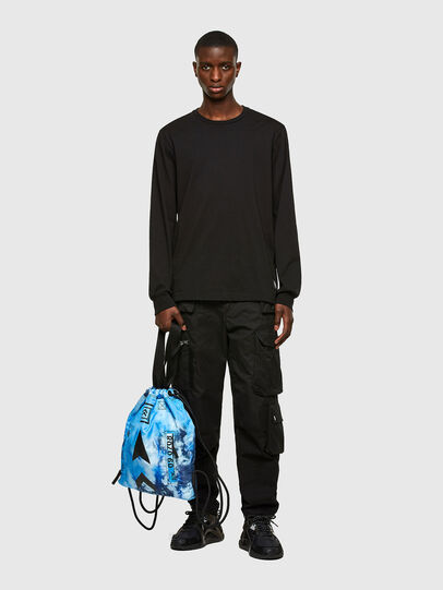 Diesel - MAUY, Blue - Backpacks - Image 6