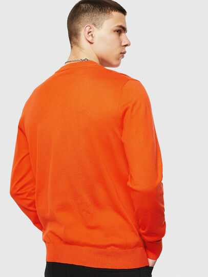 Diesel - K-FREEX, Orange - Knitwear - Image 2