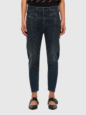 Fayza JoggJeans 069PQ, Dark Blue - Jeans