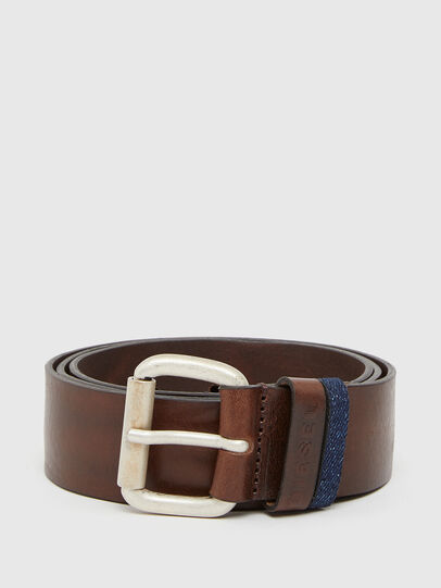 Diesel - B-DELOSO, Brown - Belts - Image 1