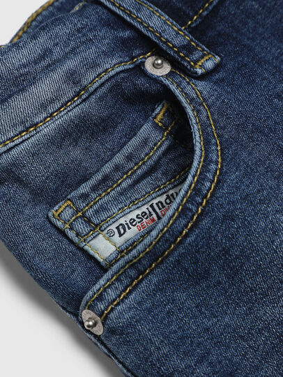 Diesel - PGINGHER, Dark Blue - Shorts - Image 3