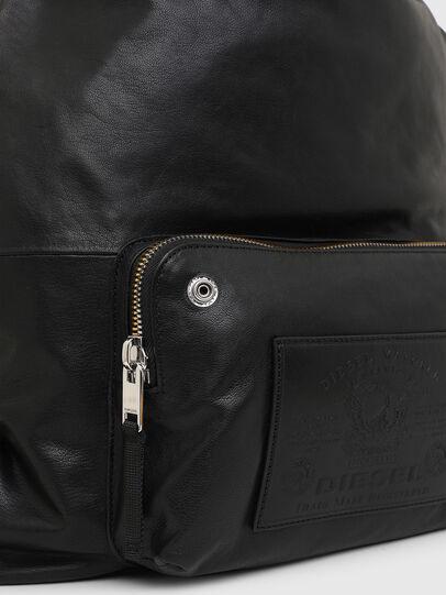 Diesel - TROPHY, Black - Backpacks - Image 7