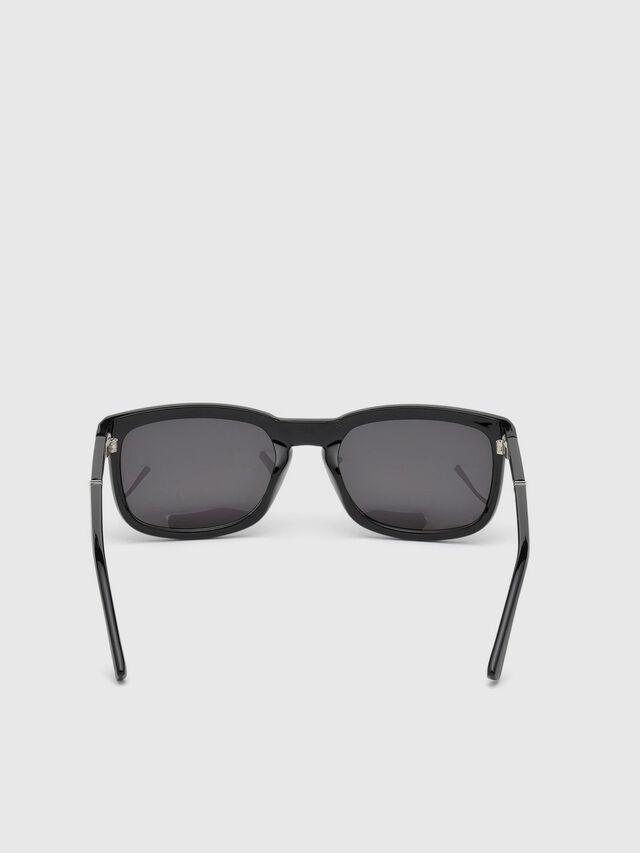 Diesel - DL0262, Black - Eyewear - Image 4
