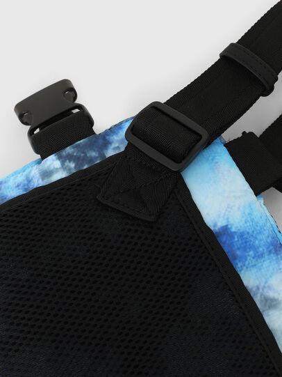 Diesel - SORAKE, Blue - Crossbody Bags - Image 5
