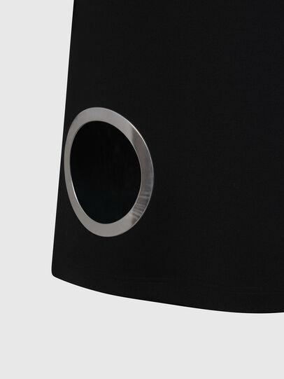 Diesel - D-EYESIE, Black - Dresses - Image 4