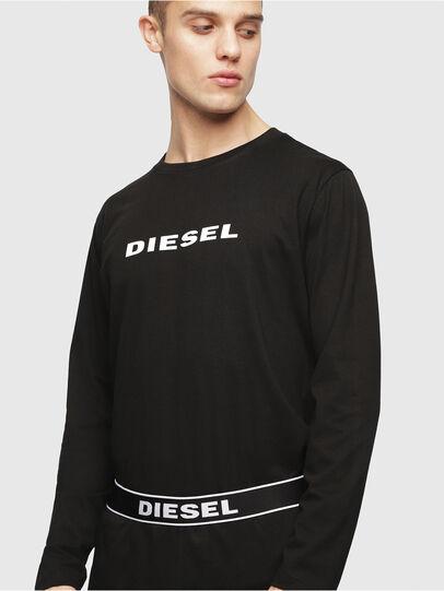 Diesel - UMSET-JUSTIN-JULIO, Black - Pajamas - Image 3