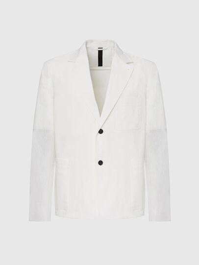Diesel - J-THULL, White - Jackets - Image 1
