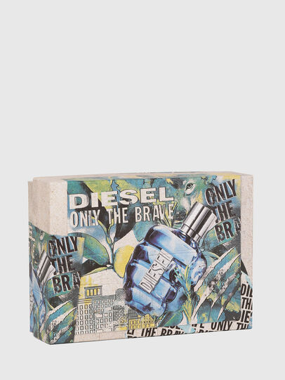 Diesel - ONLY THE BRAVE 50 ML GIFT SET, White - Only The Brave - Image 2