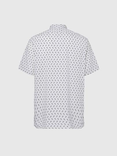 Diesel - S-RILEY-SHO-KA, White - Shirts - Image 2