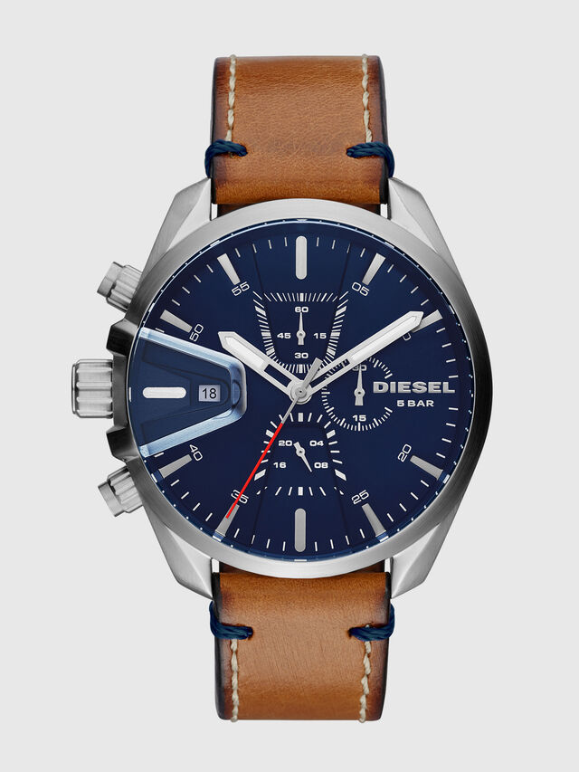 Diesel DZ4470, Brown Leather - Timeframes - Image 1