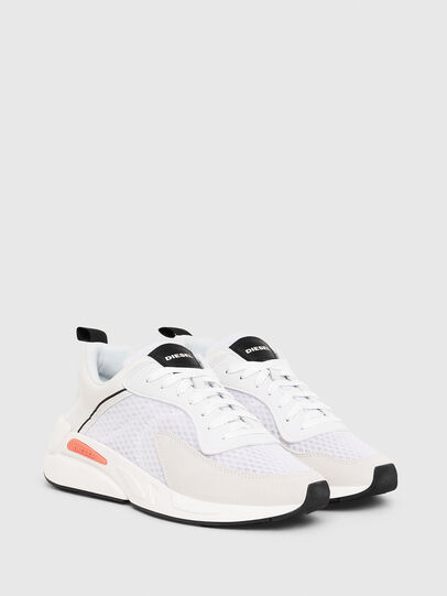 Diesel - S-SERENDIPITY LOW W, White - Sneakers - Image 2
