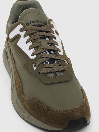 Diesel - S-SERENDIPITY LC, Olive Green - Sneakers - Image 5