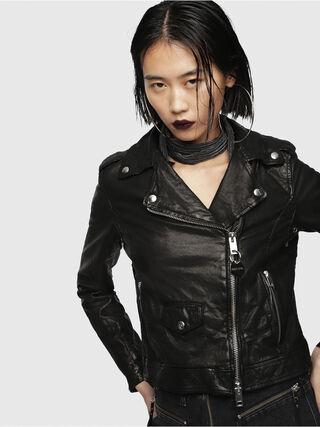 L-SERY,  - Leather jackets