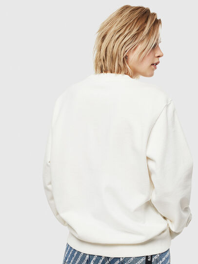 Diesel - S-GIRK-WORK, White - Sweaters - Image 4