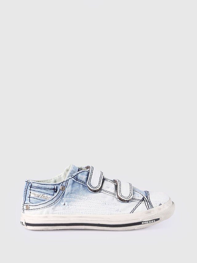 SN LOW STRAP 11 DENI, Light Blue