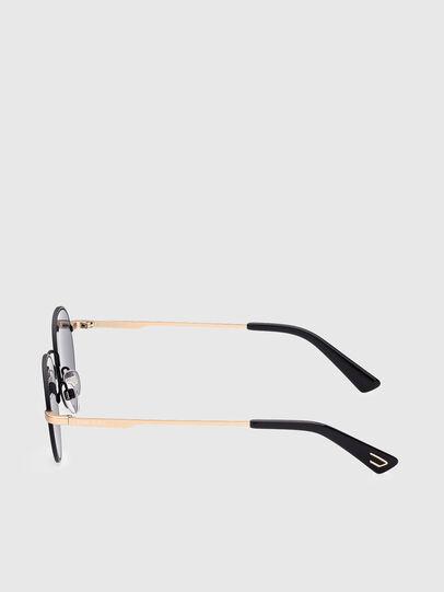 Diesel - DL0290, Black - Sunglasses - Image 3