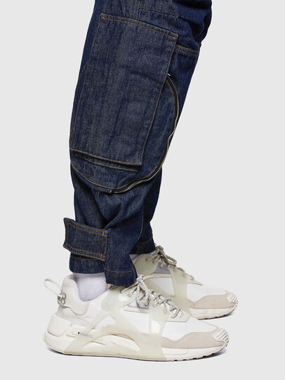 Diesel - D-KARGO, Medium blue - Pants - Image 3