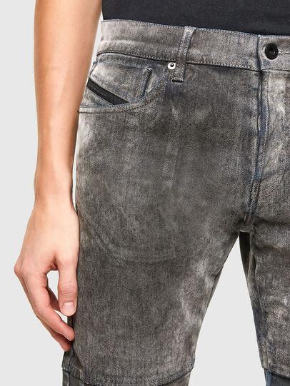 Diesel - TYPE-2020, Dark grey - Jeans - Image 3