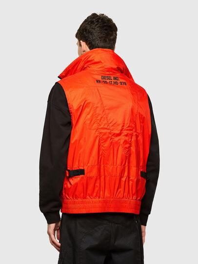 Diesel - J-GIOTIS, Orange - Jackets - Image 7