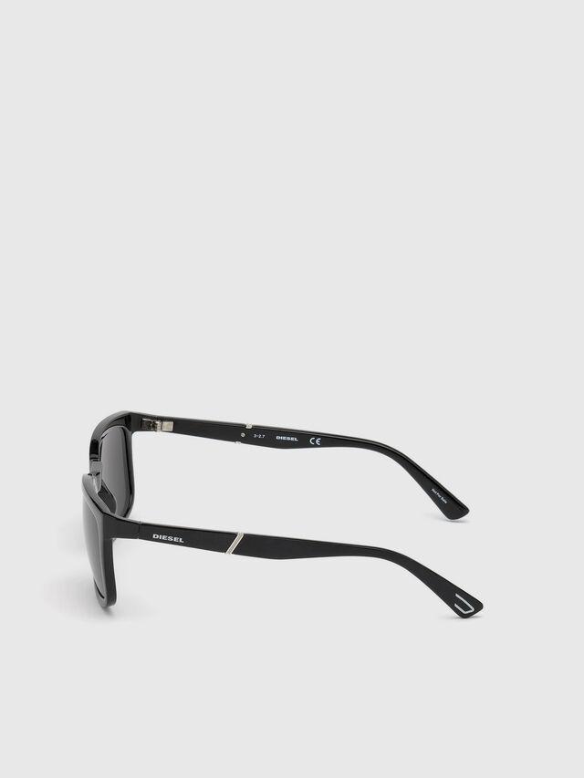 Diesel - DL0262, Black - Eyewear - Image 3