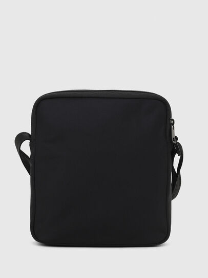 Diesel - SYRIO, Black - Crossbody Bags - Image 2