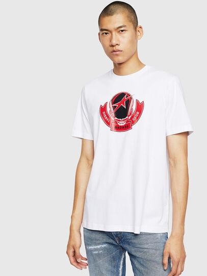 Diesel - T-JUST-B1,  - T-Shirts - Image 1