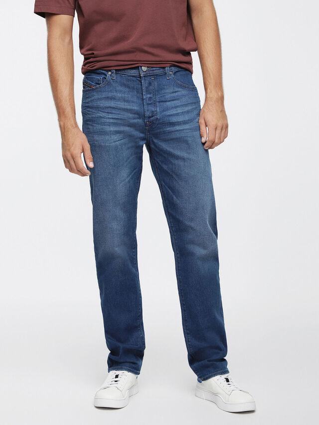 Diesel - Thytan 084RM, Medium blue - Jeans - Image 1