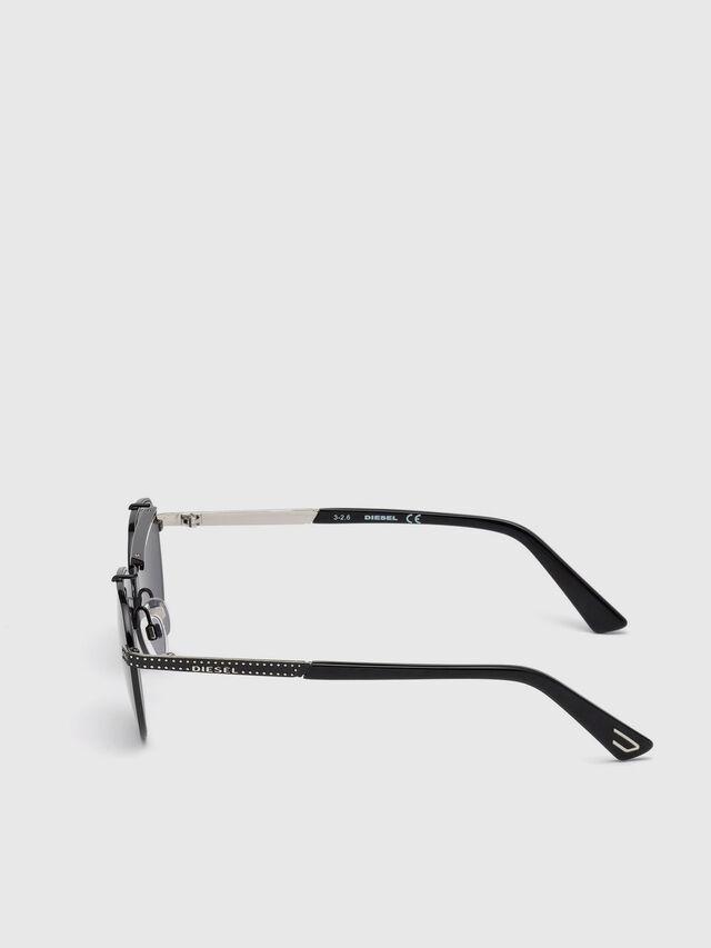 Diesel - DL0239, Black - Eyewear - Image 3