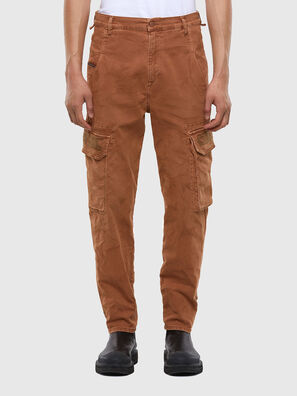 D-Krett JoggJeans® 069RJ, Light Brown - Jeans