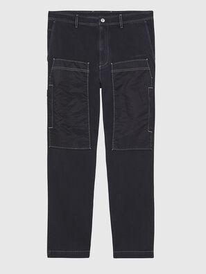 P-TRENT, Black - Pants