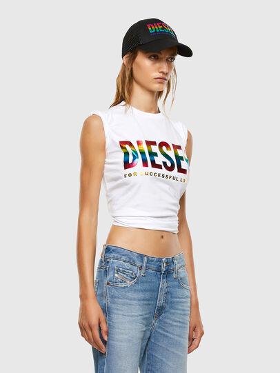 Diesel - BFOWT-SILY-P,  - T-Shirts - Image 4