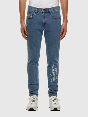 D-Strukt 009DX, Light Blue - Jeans