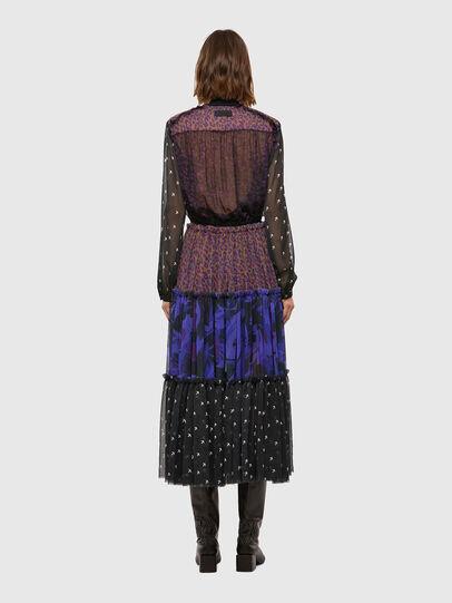 Diesel - D-ILA, Black - Dresses - Image 2