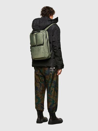 Diesel - TROPHY, Green - Backpacks - Image 7