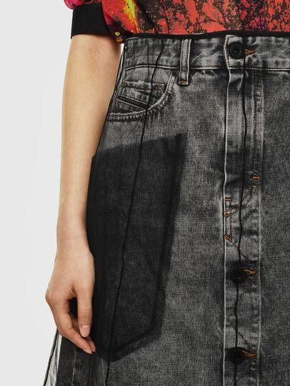 Diesel - O-MARGY, Black - Skirts - Image 3
